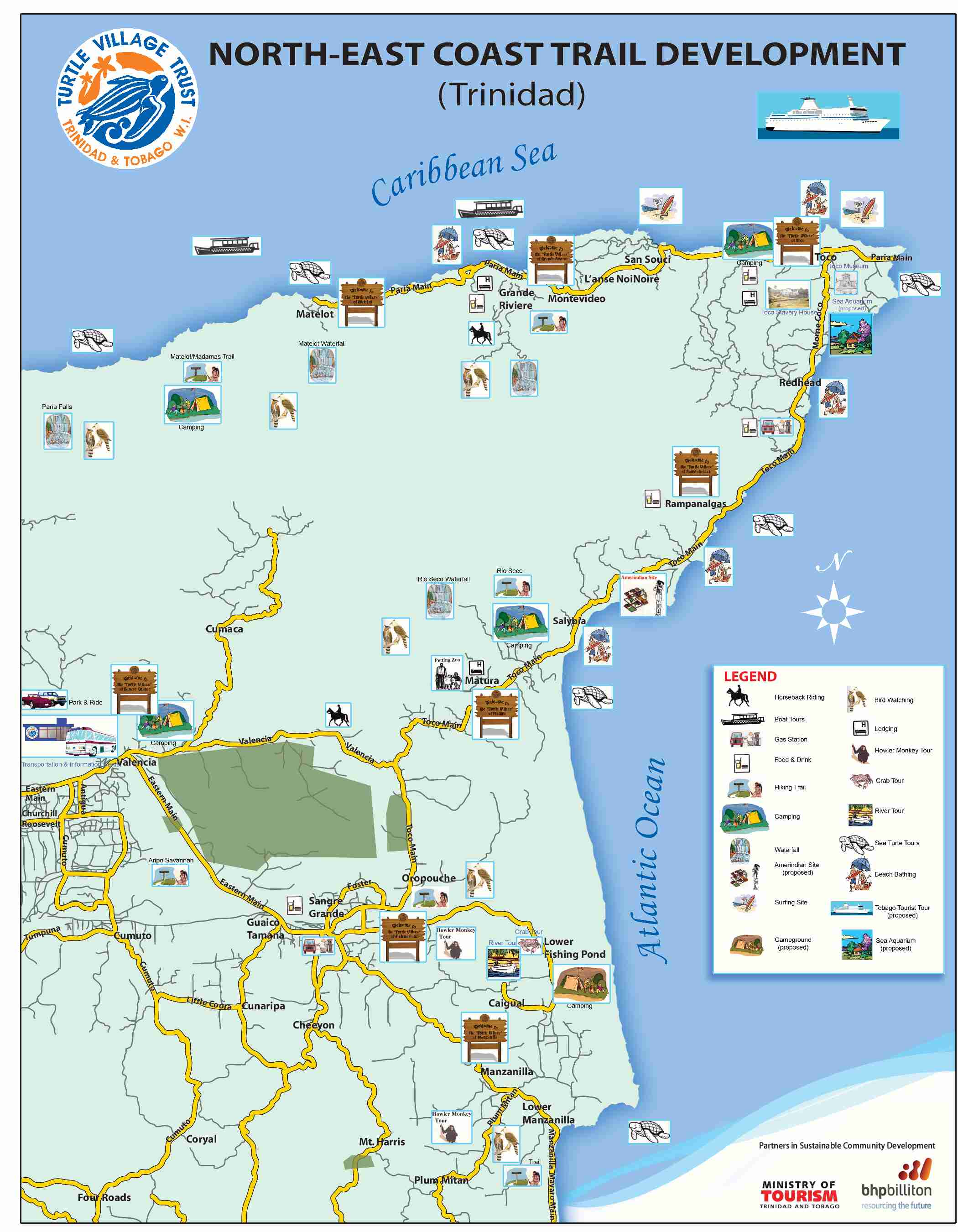 sustainable tourism in trinidad and tobago 2015-07-24  developing and implementing sustainable tourism indicators in the  vincent and the grenadines, suriname, trinidad and tobago g-3: colombia, mexico and venezuela  sustainable tourism indicators.